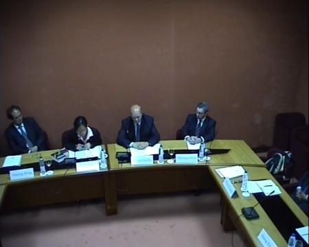 José Antonio Portero Molina. Catedrático de dereito constitucional na Universidad da Coruña. - Xornadas sobre autonomías en España e China: Galicia como exemplo